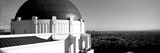 Observatory with Cityscape in the Background, Griffith Park Observatory, Los Angeles Photographic Print by  Panoramic Images