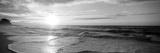 Sunset over the Sea Fotografie-Druck
