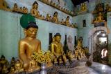 Pagoda of Shittaung, Dated 1535, Mrauk U, Rakhaing State, Myanmar (Burma), Asia Reproduction photographique par Nathalie Cuvelier