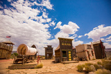 Ghost Town, Virgin Trading Post, Utah, United States of America, North America Photographic Print by Laura Grier