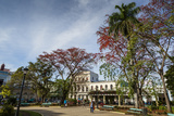 Parque Libertad, Matanzas, Cuba, West Indies, Caribbean, Central America Photographic Print by Yadid Levy