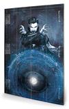 Doctor Strange Enchantment Wood Sign
