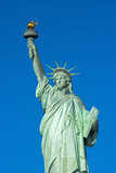Statue of Liberty, Liberty Island, Manhattan, New York, United States of America, North America Photographic Print by Alan Copson