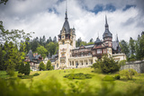 Peles Castle, a Palace Near Sinaia, Transylvania, Romania, Europe Photographic Print by Matthew Williams-Ellis