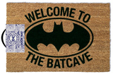 Batman - Welcome to the Batcave Door Mat Neuheit