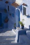 Chefchaouen, Morocco Foto von Natalie Tepper