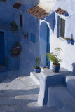 Chefchaouen, Morocco Photo by Natalie Tepper