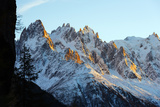 Europe, France, Haute Savoie, Rhone Alps, Chamonix, Photographic Print by Christian Kober