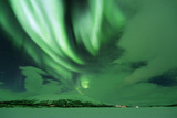 Arctic Circle, Lapland, Scandinavia, Sweden, Abisko National Park Fotoprint av Christian Kober