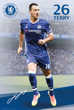 Chelsea- Terry 16/17 Posters