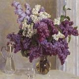 Lilac Mist I Giclee Print by Valeri Chuikov