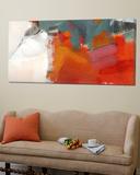 Abstraction 4 Láminas por Diane Lambin