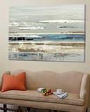 Eternal Horizon I Kunstdrucke von Valeria Mravyan