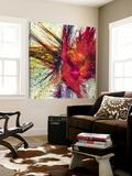 Explosive colors Affiches par Jean-François Dupuis