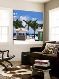 Key West Cabana I Posters by Rick Novak