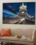 Tower Bridge traffic Prints by Nick Jackson