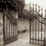 Avignon I Reproduction photographique par Alan Blaustein