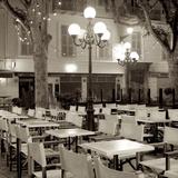 Cote d'Azur Cafe I Reproduction photographique par Alan Blaustein