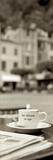Portofino Caffe II Reproduction photographique par Alan Blaustein