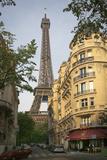 Eiffel Tower 6 Reproduction photographique par Chris Bliss