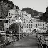 Amalfi Pier I Reproduction photographique par Alan Blaustein