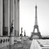 Tour Eiffel 5 Fotografisk tryk af Alan Blaustein