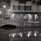 Cafe des Ducs 1 Photographic Print by Alan Blaustein