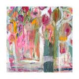 Pink Melody Giclee Print by Carrie Schmitt