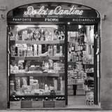 Dolci e Cantine Photographic Print by Alan Blaustein