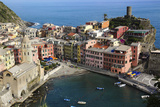 Cinque Terra 3 Photographic Print by Chris Bliss