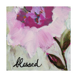 Blessed Giclee Print by Carrie Schmitt