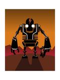 Invader Giclee Print by Craig Snodgrass
