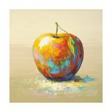 1 Apple Reproduction procédé giclée par Edward Park