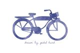 Bike 2 Giclée-Druck von Erin Clark