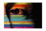 George's Eye Giclee Print by Howie Green