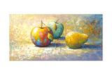 3 Apple Giclée-vedos tekijänä Edward Park
