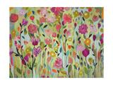 Blumen Giclée-Druck von Carrie Schmitt
