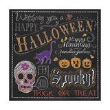 Halloween Mix Giclee Print by Fiona Stokes-Gilbert