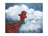Flight Giclee Print by Craig Snodgrass