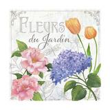 Fleurs I Giclee Print by Fiona Stokes-Gilbert
