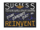 Success Today Giclée-Druck von CJ Hughes