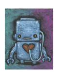 Weebot-Heart Giclee Print by Craig Snodgrass