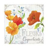 Fleurs IV Giclee Print by Fiona Stokes-Gilbert