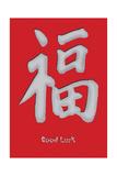Good Luck Giclée-Druck von Frank Spear