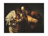 Caravaggio Giclee Print by Geno Peoples