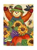 Autumn Giclee Print by Laurie Korsgaden