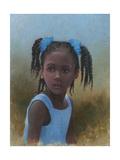Girl 1 Giclee-trykk av Jackson, Michael