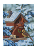 Christmas Cards Giclee Print by Jeffrey Hoff