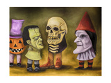 Little Monsters Giclee Print by Leah Saulnier
