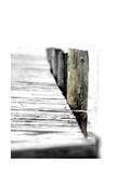 Pier Impressão giclée por Karen Williams